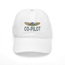 RV Co-Pilot Baseball Baseball Cap