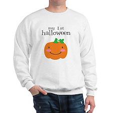 My First Halloween Sweatshirt