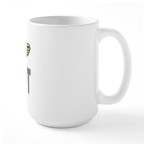 RV Co-Pilot Large Mug
