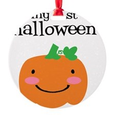 My First Halloween Ornament