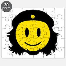 Che Smiley Icon Puzzle