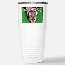 Hamster Wall Calendar Stainless Steel Travel Mug