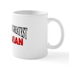 """The World's Greatest Bolivian"" Mug"