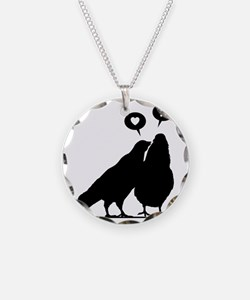 Love me Doves - Two Valentin Necklace