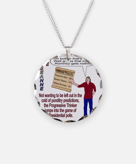 The Rightwing Creates A New  Necklace