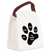 My Versatile Friend Canvas Lunch Bag