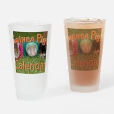 Guinea Pigs #2 Wall Calendar Drinking Glass