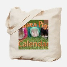Guinea Pigs #2 Wall Calendar Tote Bag