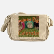 Guinea Pigs #2 Wall Calendar Messenger Bag