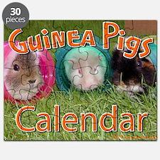 Guinea Pigs #2 Wall Calendar Puzzle