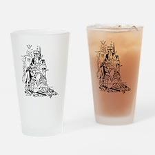 Brine Shrimp! Drinking Glass