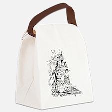Brine Shrimp! Canvas Lunch Bag
