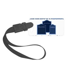 Genealogy Addict Luggage Tag