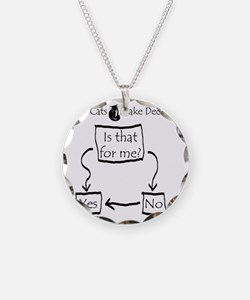 How Cats Make Decisions Necklace