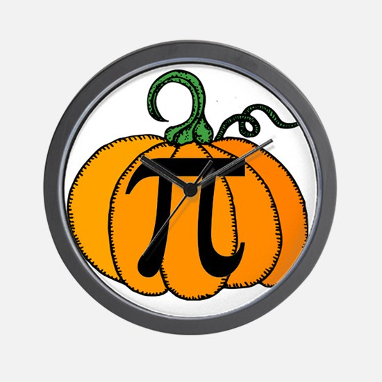 Pumpkin Pi Wall Clock