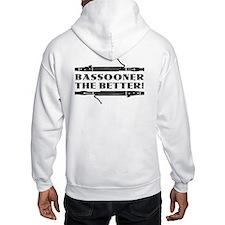 Bassooner the Better (h) Hoodie