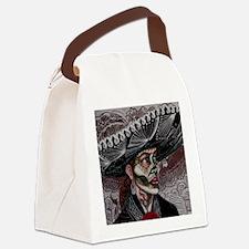 La Catrina Canvas Lunch Bag