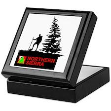 SOTA Northern Sierra Keepsake Box