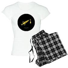 Hypo-Derrick (Yellow/Black) Pajamas