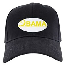 Hammer and Sickle Obama Baseball Hat