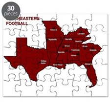 Southeastern Football Puzzle