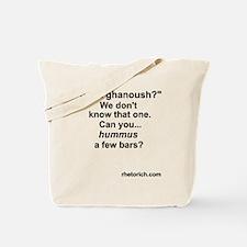 Baba Ga-What!?! Tote Bag