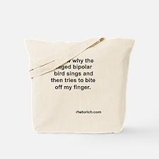 Bipolar Bird Tote Bag
