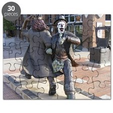 IN THE MEOERY OF J. P. Patches Puzzle