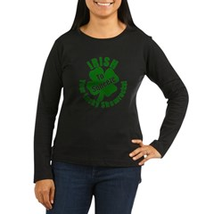 IRISH to Squeeze Your Shamrocks T-Shirt