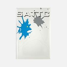 SATTC White Rectangle Magnet
