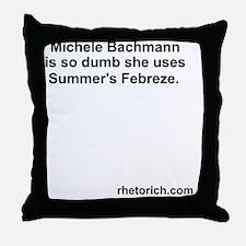 Summers Febreeze Throw Pillow