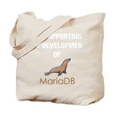 Supporting MariaDB Tote Bag