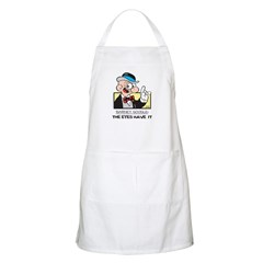The Eyes Have It Apron
