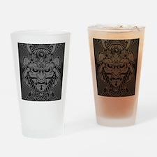 Samurai Rising Drinking Glass