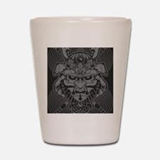 Samurai Rising Shot Glass