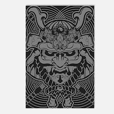 Samurai Rising Postcards (Package of 8)