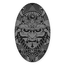Samurai Rising Bumper Stickers