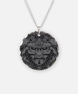 Samurai Rising Necklace