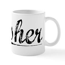 Asher, Vintage Mug