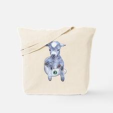 TeaCup Goat Tote Bag