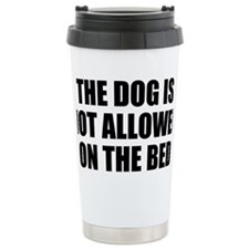 Dog Rules Travel Mug