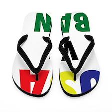 USA VS. BAIN Flip Flops