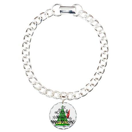 Elf - Cotton Headed Ninn Charm Bracelet, One Charm