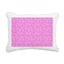 SHOULDER BAG Rectangular Canvas Pillow