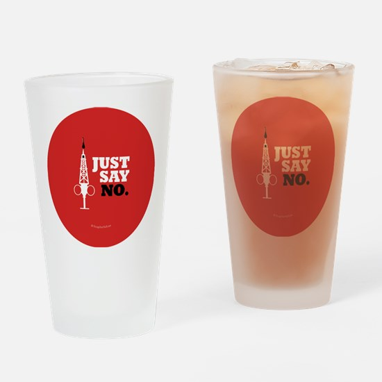 Hypo-Derrick - Just Say No Drinking Glass