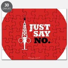 Hypo-Derrick - Just Say No Puzzle