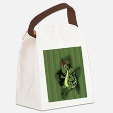 cd_shower_curtain Canvas Lunch Bag