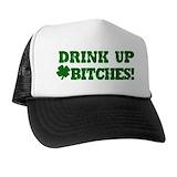 St patricks day Trucker Hats