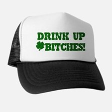 Drink up this Saint Patrick's Day Trucker Hat
