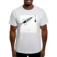 Hypo-Derrick (Black/White) T-Shirt